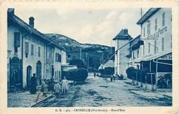 CRUSEILLE-grande Rue - Autres Communes