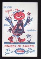 Oct18      82570     BUVARD     Le Paysan    Graines En Sachets - Electricité & Gaz