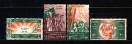 EGYPT / 1952 / 23 JULY REVOLUTION / MNH / VF . - Egypt