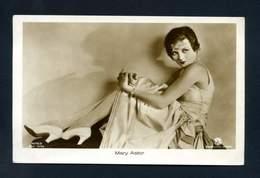 Cartolina Cinema - Mary Astor - Attori