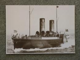 ISLE OF MAN STEAM PACKET PRINCE OF WALES - MODERN CARD - Ferries