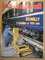 Vie Du Rail 1945 1984 Provins Atelier Romilly Bobigny Conflans Fin D'oise Mercantour Givors Canal - Trains