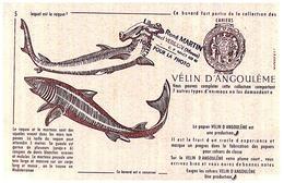 Pa V A/Buvard Vélin D Angoulême  (5) (N=3) - Stationeries (flat Articles)