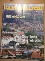 Vie Du Rail 2011 1985 Besançon Viotte  Gare Dépot Tourisme Ville Saint Ferjeux Jura Revermont Baume Les Messieurs - Trains