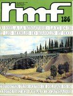 Rail Miniature Flash (RMF) N° 186 De Novembre 1978 - Trains