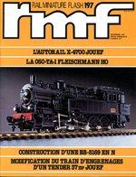 Rail Miniature Flash (RMF) N° 197 De Novembre 1979 - Trains