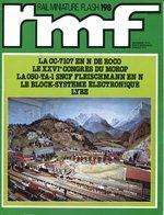 Rail Miniature Flash (RMF) N° 198 De Décembre 1979 - Trains