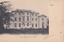 Huy Ecole Moyenne Des Filles Circulée En 19003 - Huy