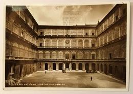 CITTÀ DEL VATICANO - CORTILE DI S.DAMASO VIAGGIATA FG - Vatikanstadt