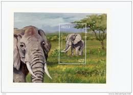 Angola-2000-Eléphants-YT B78***MNH - Angola