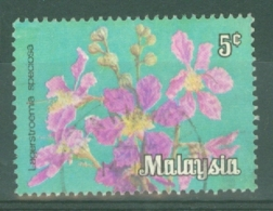 Malaysia - Federated Territory: 1979   Flowers  SG K3    5c   Used - Malaysia (1964-...)