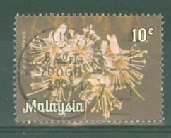 Malaysia - Federated Territory: 1979   Flowers  SG K4    10c   Used - Malaysia (1964-...)