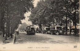 75 PARIS Avenue Jean Jaurès - Arrondissement: 19