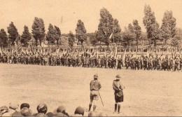 59 LILLE Cinquantenaire Des Congrès Eucharistique 1881-1931 N°19 Défilé Des Drapeaux - Lille