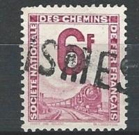 """FR Petits Colis YT 5 """" 6F. Lilas-rose """" 1944-47 Oblitéré - Paketmarken"""