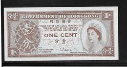 Hong Kong - 1 Cent - NEUF - Hong Kong