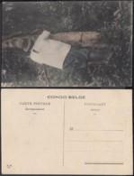 Congo Belge 1910 - Carte Postale Nr. 114.  Récolte Du Caoutchouc   Ref. (DD)  DC0245 - Congo Belge - Autres