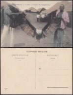 Congo Belge 1910 - Carte Postale Nr. 116.  L'aigle Du Tanganyka.   Ref. (DD)  DC0247 - Congo Belge - Autres
