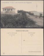 Congo Belge 1910 - Carte Postale Nr. 122.  Coin D'Albertville (Lac Tanganyka)   Ref. (DD)  DC0254 - Congo Belge - Autres