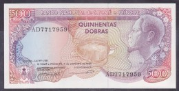 S. Tomé E Principe - 500 Dobras Pick N°61 - Neuf - Sao Tome En Principe