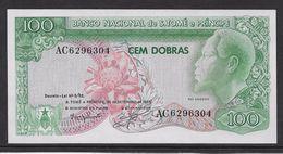 S. Tomé E Principe - 100 Dobras Pick N°60 - Neuf - Sao Tomé Et Principe