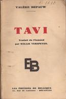Tavi, Valère Depauw (réf. 386L) - Livres, BD, Revues