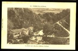 THIERS (63) - 88 : Les Bords De La Durolle à Château-Gaillard - Thiers