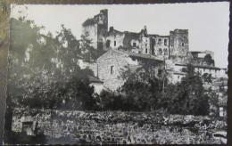 Le Broc (Puy-De-Dôme) - Château Historique - Carte Photo Circulée - Andere Gemeenten