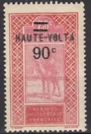 N° 35 - X X - ( C 1597 ) - Obervolta (1920-1932)