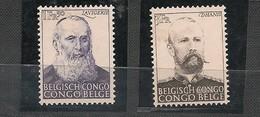 Congo Belge 1951 COB 300/301 - Belgisch-Kongo