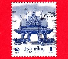 TAILANDIA - THAILAND - Usato - 2017 - Architettura - Padiglione - Thai Sala - 1 - Tailandia