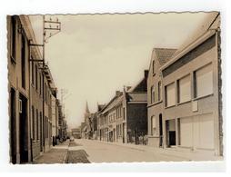 Gullegem, Poststraat - Zwevegem