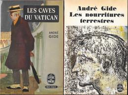 """""""Les Caves Du Vatican""""--André GIDE- Livre De Poche 1966--TBE - Books, Magazines, Comics"""