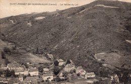 1189 - Cpa 15  St Proget De Cassaniouze - La Vallée Du Lot - Unclassified