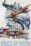 @@@ MAGNET - Brussels Air Museum - Reklame