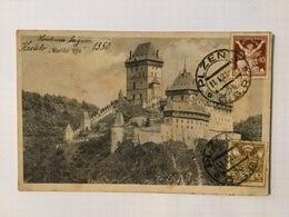 AK  CZECH REPUBLIC    KARLUV TYN - Repubblica Ceca
