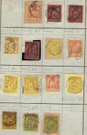 B9- Sage Type II Cote 200 Euros - 1876-1878 Sage (Type I)