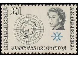 BRITISH ANTARCTIC TERRITORY - Stamps