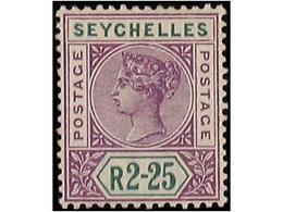 SEYCHELLES - Seychelles (1976-...)