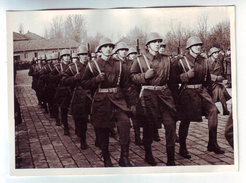 JNA YUGOSLAVIA ARMY Armée MILITARY MILITAIRE, SOLDIERS, RIFLES - Guerre, Militaire