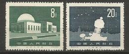 China,Geophysical Year 1958.,MNH - Nuovi