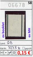 Grossbritannien - Great Britain - Grand Bretagne - Michel 323 XZ - ** Mnh Neuf Postfris - Unused Stamps