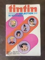 TINTIN SELECTION N°  26 (Tounga)  EDITIONS LOMBARD  DECEMBRE 1974 -  BON ETAT - Tintin