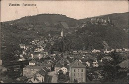 ! Alte Ansichtskarte Aus Vianden, Luxemburg, Luxembourg - Vianden