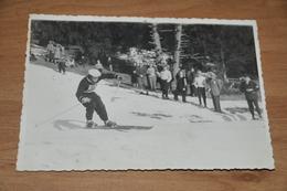 5287- Sports D'Hiver - Ski /   Photo J. Deprez, Montana - VS Valais