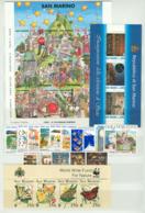 San Marino 1993 Annata Completa/Complete Year MNH/** - San Marino