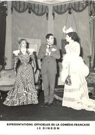 """Théâtre - Comédie Francaise - 1962 - """"Le Dindon De Georges Feydeau"""" - Photo De Scène Originale - Célébrités"""