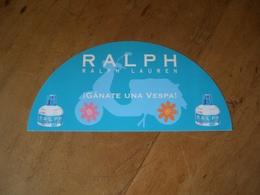 Carte Lauren Ralph Jeu - Cartes Parfumées