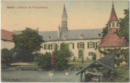 Baelen. Château De Vreuschmen. - Baelen