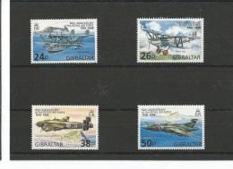 GIBRALTAR 1998 - YT N° 827/830 NEUF SANS CHARNIERE ** (MNH) GOMME D'ORIGINE LUXE - Gibraltar